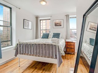 3Bed/2Bath-#LowerEastSide- Elevator+Wash/Dryer!