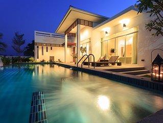 Modern Private Pool Villa (P10)