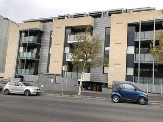 Hobart Inner City Apartment . Close to Salamanca Mona ferry terminal and North