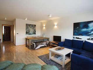A cosy apartment close to downtown