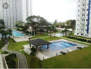 Jazz SM Grass Residences 1 BR condo with Balcony