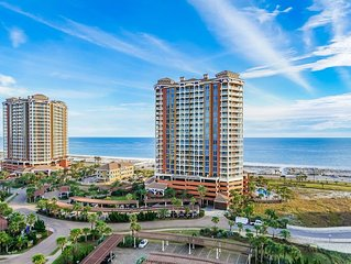 P4-1204 - 3BR Elite Rated Skyhome w/ Great Gulf Views