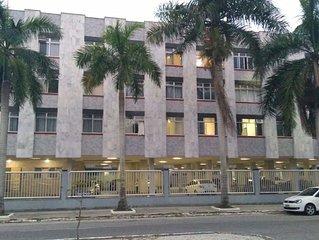 Apartamento a poucos metros da Praia do Forte!!!