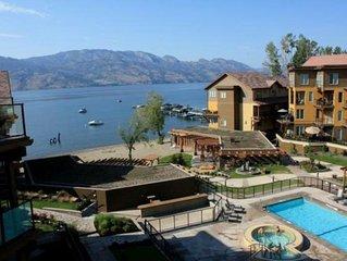 Barona Beach Lakefront Resort - Kelowna Bc, Canada