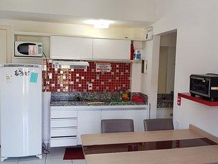 PROMOÇÃO BLACK FRIDAY ! Lindo Apartamento completo com fogão