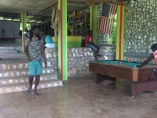 Breadfruit Villa is a private property used for rental to tourist and local