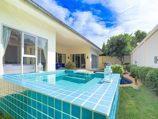 3bdr Villa with Swimming Pool