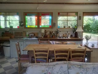 Family-friendly home near Loches, Chateaux and Futuroscope  in Touraine, Centre