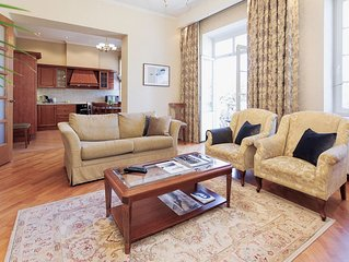 Comfort 3-Bedrooms Apartment, Park View - Old Town