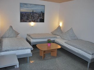 Great 2 BR near Trade Fair Deutz