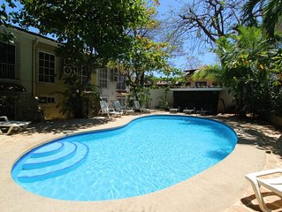 Family Oriented 2/2 condo w pool & walk to beach
