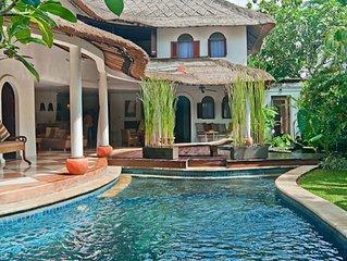 Peaceful Oasis 5 Bedroom Villa, Umalas'