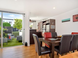 Prestigious Parkside Family Townhouse