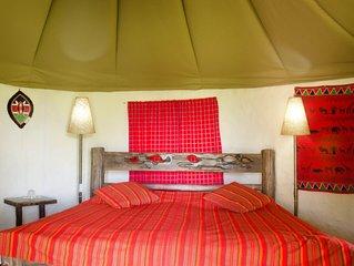 Mara Siria Luxury Tented Camp - Luxury Cottages