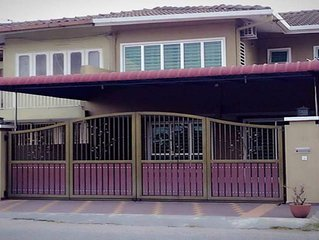 Clean and Tidy Homestay Ipoh - Type B