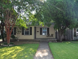 Charming House in Awesome Location (Love Field) Preview listing