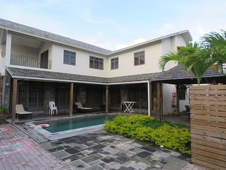 Brand new modern villa with private swimming pool
