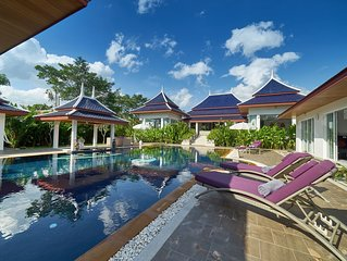 Luxury two bedrooms in Blue Dream Villa and Pool, Bang Tao, Phuket