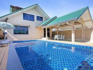Pratumnak Pool Villa Tanzanite