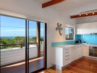 Ocean Spray Beach House with views