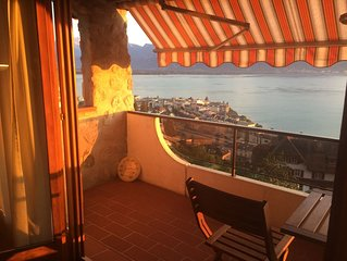 Montreux Music BnB: friendly with breakfast provided