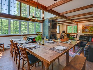 4-Star Cottage in Mont-Tremblant