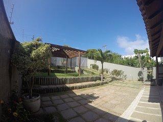 Casa de Praia com vista para Mar Lagoa e Matas, super ventilada