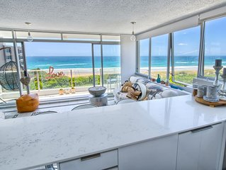 BEACHFRONT LUXURY LIFESTYLE LIVING