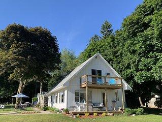 M22 Chalet | Green Buoy Resort | Onekama