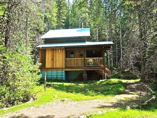 Boutique Mountain Lodge - 4 Luxury Cabins, 20 km South of Nelson - Heritage Cabi