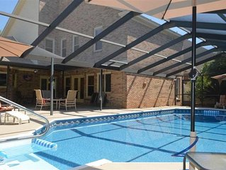 An Invitation to OASIS Lavallet in Beautiful Pensacola for 6-10 ppl, 3 BR w/POOL