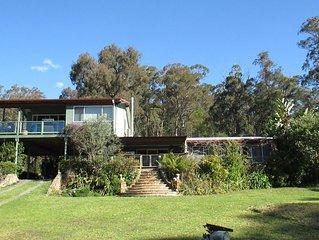 NSW South Coast Bournda Retreat