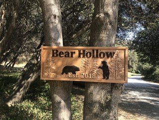 BEAR HOLLOW family hideaway fun 10 min to the Park!