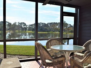 Bright and Beachy Sawgrass Townhome  New Listing!! Bright and Beachy Sawgrass To