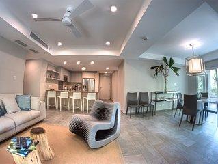 Change in Latitude next to Ballena Beach, 2 Bedroom Luxury Residence