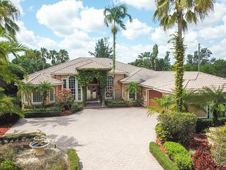 Gorgeous house minutes from Sawgrass Mall and golf courses