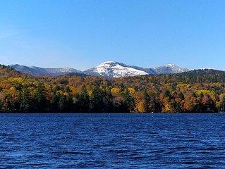 Pristine Kezar Lake Year-Round Haven- Lake, hike, or ski! Avail. Pres. Day Week