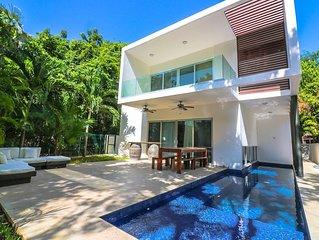 Club real 224 · Modern 6BR/7BD w/ private pool near beach  WiFi+AC