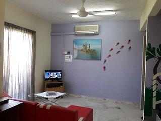 Homestay Kota Laksamana Apartment