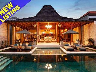 Brand New 4 Bedroom Villa in the Heart of Seminyak'