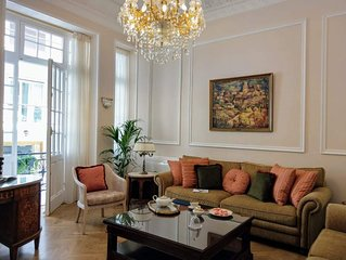 Luxurious apartment beyond expectations 1,5 km from Acropolis Museum