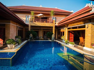 Exclusive Balinese 7BR Villa for rent