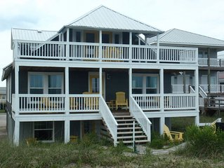 Safe, Clean, FUN & comfy! HOME AWAY FROM HOME! And OH!!!, RIGHT ON THE BEACH!!!