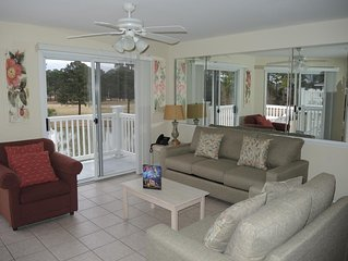The is an A+ Two Bedroom Condo!  Perfect place to relax