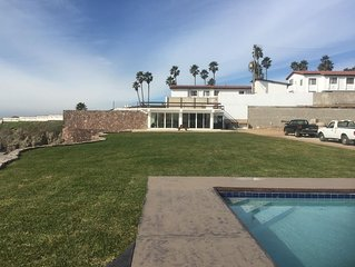 New  Luxurious Oceanfront Home