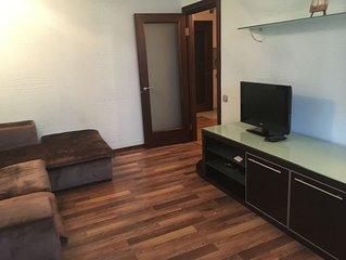 Cozy one bedroom apartment near Arena