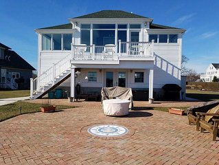 brand new apartment with a spectacular view of the south bay in Amityville NY