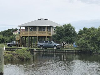 Canal Front Home, Brand New Construction, The Fouled Anchor Inn, 4x4 Area,