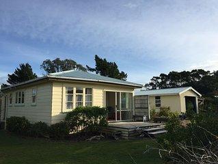 Pātiki cottage - Pakawau