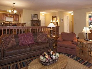 APPALACHIAN 3  WPM: 2 BR / 2 BA condo in Blowing Rock, Sleeps 6